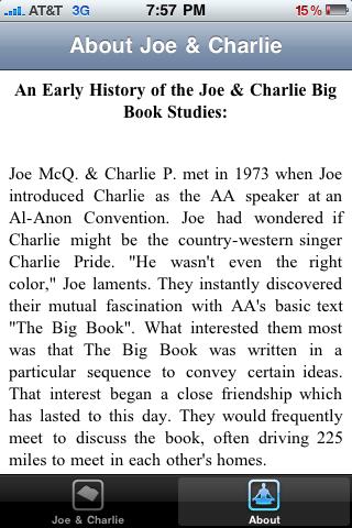 AND JOE CHARLIE GUIDE STUDY BOOK BIG
